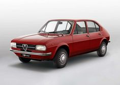 Alfa Romeo Alfasud - Alfa Romeo Alfasud 1972 foto ufficiali