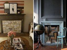 Sealed fireplace ideas