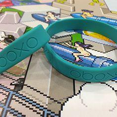 10 #braccialetti oboxo (#IstantWIN) /// Durante tutta la durata del concorso dalle 00:00 del 27/12/2014 alle ore 23:59 del 02/02/2014 è possibile ogni giorno 10 braccialetti #oboxo