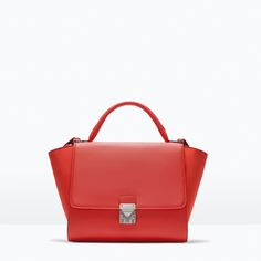 COMBINED CITY BAG WITH BUCKLE-View all-Handbags-WOMAN   ZARA United States