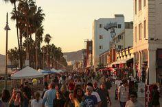 Los Angeles: Venice Beach, la playa de los Oscar | El Viajero | EL PAÍS
