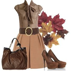 thanksgiving. color-combinations-clothes-shoes