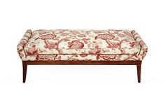 Upholstered Bench on OneKingsLane.com