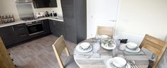 Urban Union is delighted to bring 102 spacious new homes in the first phase of its residential development, Muirton Living, Perth Perth, New Homes, Dining Table, Kitchen, Furniture, Home Decor, Cuisine, Homemade Home Decor, New Home Essentials