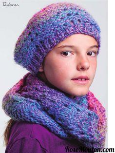 Catalogue Lanas Stop Enfants 129. Découvrez les nombreux modèles de tricot et accessoires enfants de la nouvelle collection automne hiver 2014/15 de Lanas Stop. #laine #lanasstop #tricot #tricoter #bonnet #echarpe #snood #merinos #knit #knitting #wool #hat #scarf #cowl #rosemouton