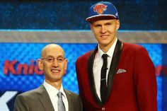 New York Knicks Under Immense Pressure to Prove Kristaps Porzingis Is Right Pick