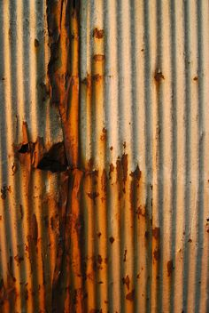 Welcome to my stock texture images, They are here for you to use! Please give me a fav if you like it! Rust Never Sleeps, Corrugated Tin, Pattern Photography, Peeling Paint, Industrial Photography, Rusty Metal, Urban Art, Textured Background, Textures Patterns