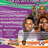 Join us as we celebrate Black History month our way  at the Memphis Black Expo, Feb. 23, 2013. Our theme is:  Celebrate, Empower and Cultivate! This is a must see event. Tickets are on sale now for $10.00. Admission is free for children ages 5 and younger. Tickets sold at the door are $12.00. This event is presented by Brinson Tax Service; a family-owned business that is dedicated to helping families by strengthening the community. Visit our website at: http://www.blackexpomemphis.com.