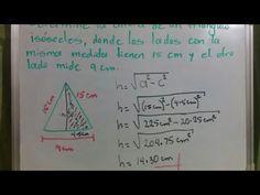 Altura de un triángulo isósceles (dos lados con la misma medida y otro no). - YouTube Triangulo Isosceles, Youtube, Content, Music, Musica, Musik, Muziek, Music Activities, Youtubers