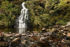 Assaranca Waterfall, #Ardara #Donegal