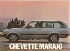 Vintage Chevette Marajo Ad