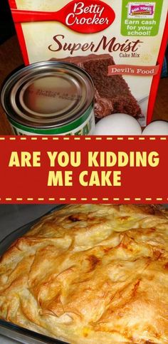 THE ARE YOU KIDDING ME CAKE – Best Recipes
