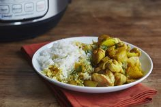 Recipe: Freezer-to-Pressure-Cooker Chicken Curry — Freezer to Table