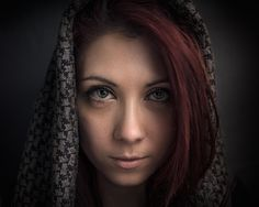 A Mysterious Woman no.2 by Lubomir Goban on 500px