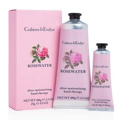 Rosewater Hand Therapy Duo