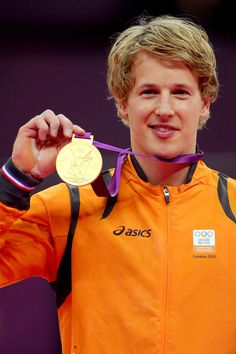 Epke Zonderland;; outstanding gymnast 2012 London Olympics