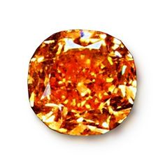 Of South African origin, The Pumpkin came to William Goldberg as a brownish-orange 11 carat rough. At the time, 1997, it was graded as the largest Fancy Vivid Orange diamond in the world and was later sold at Sotheby's.