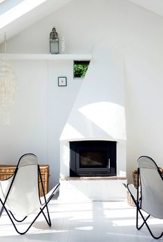 Beautiful and simple cottage - Boligliv