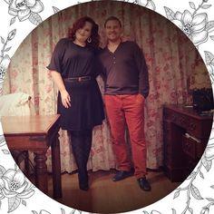 Wat doe je als je dol bent op nette kleding en jouw partner dit niet wilt dragen? Lees het op Prettybusiness  link in bio #ootd #outfit #outfitoftheday #style #potd #haarlem #netherlands #couple #dutch #dutchblogger #prettybusiness #fashion #fashionblogger #fashionblog #blackoutfit #style #styling #holland #home #redhair #redhead