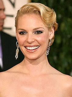 Katherine Heigl with Invisalign