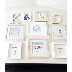 Happy Friday! I finally displayed my favourite beach photos from our New England adventure last summer in our master bedroom. You can never have too many gallery wall collections, right? If so, my house miiiiight be over the limit. Loving the soft mix of white and champagne frames with the blues and whites. #beachphotos #gallerywall @lindsay_letters @chaptersindigo @michaelsstores @homesensecanada