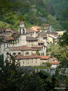Curio (Lugano district), Ticino