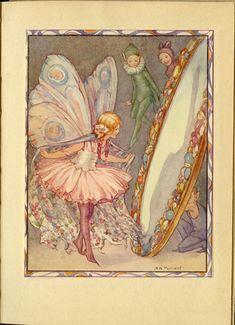 The House Fairies | MARGARET TARRANT | oldimprints.com