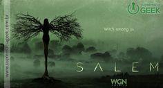 Conheça Salem, uma série do canal WGN que fala exclusivamente de bruxas!!! ____________________________ #Salem #Series #Seriados #TV #Entretenimento #VamosFalarDeSeries #Nerd #Geek #CulturaPop #SupremaciaGeek