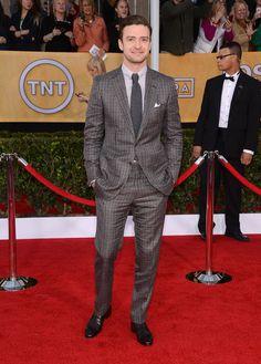Justin Timberlake Photos - 19th Annual Screen Actors Guild Awards - Arrivals - Zimbio