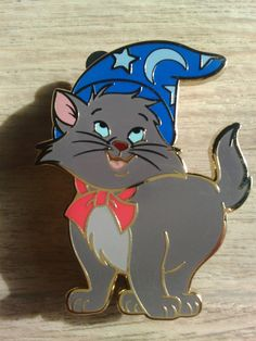 Disney Pin 95295 WDI - Sorcerer Hat Characters #43 - Berlioz (LE 200) in Collections, Pins, Disney | eBay