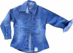 Camisas de jean Nena DiqueSi!