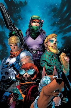 Scooby Apocalypse (2016) Issue #4