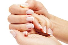 Nails can tell you so much about your health, but there's a few things to look out for this Winter. White spots on your nails might indicate you're low in zinc or calcium. Dark nails might be a sign of vitamin B deficiency, and if you've got horizontal ridges across the bed of your nails, you may be feeling a little stressed or run down with the flu.