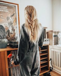 BDG Boyfriend Washed Black Dungarees | Urban Outfitters | Women's | Dresses | Dungarees via @isabellath #UOonYou #UrbanOutfittersEU #UOEurope