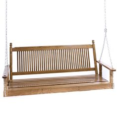 5' Hardwood Porch Swing - RTA | Home Furniture | Outdoor Furniture | Chairs Benches | Cracker Barrel Old Country Store - Cracker Barrel Old Country Store