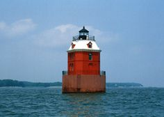 Sandy Point Shoal Lighthouse Maryland