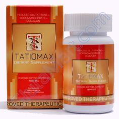 Tatiomax glutathione Whitening softgels 1600 mg is the best skin whitening softgel available in the market. It works faster than all existing products because of its superior formula which came up after extensive research by the most experienced researchers in this industry.