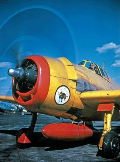 Grumman Hellcat brightly colored drone and target aircraft post war Military Jets, Military Veterans, Military Aircraft, Grumman Aircraft, Navy Aircraft, Grumman F6f Hellcat, Us Navy, Fighter Jets, Colour