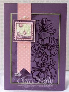 Pretty Postage Stampin Up
