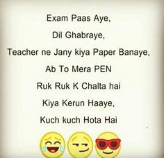 Current situation going on Funny Study Quotes, Bff Quotes Funny, Funny Songs, Funny Attitude Quotes, Funny Thoughts, Jokes Quotes, Latest Funny Jokes, Funny Jokes In Hindi, Funny School Jokes
