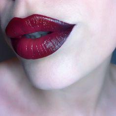 Sexy lips fetish