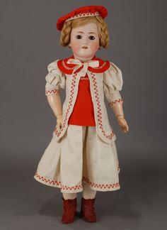 lillyho | Antique German bisque dolls