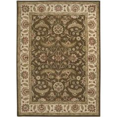Carlisle Hand-Tufted 100% Wool 8' x 11' Rug