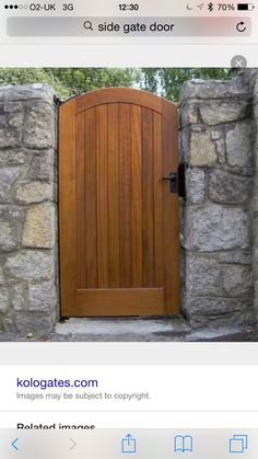 Joinery LTD is a family run business founded in We are specialists in manufacturing Quality Wooden Garage Doors, Entrance & Side Gates, Sash Windows, Wooden Fencing & Stairs. Wooden Side Gates, Building A Wooden Gate, Wooden Garden Gate, Metal Gates, Backyard Gates, Garden Gates And Fencing, Fence Gate, Tor Design, Fence Design