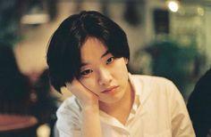 Lee Sun Ok - Weightlifting Fairy Kim Bok Joo Korean Short Hair, Korean Girl, Asian Girl, Girl Short Hair, Short Hair Cuts, Short Hair Styles, Tomboy Hairstyles, Cool Hairstyles, Lee Joo Young Hair