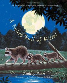 A Pocket Full of Kisses by Audrey Penn: 'Perfect for families who are adjusting to the changes new members can bring.' #Books #Kids #New_Sibling