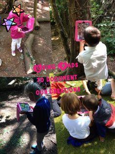 Using iPads to document artwork
