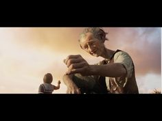 Giant country. Watch this featurette with Mark Rylance as The BFG!