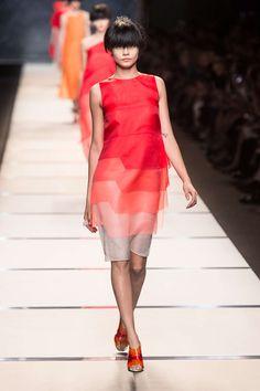 Fendi Printemps/Eté 2014, Womenswear - Défilés (#16313)