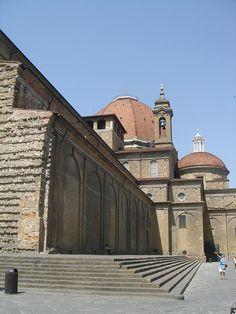 San Lorenzo - Brunelleschi